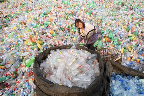 Покупка отходов пластика и пластмасс
